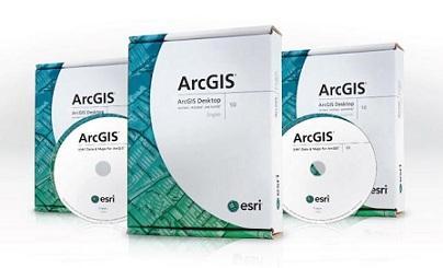 Arc GIS logo